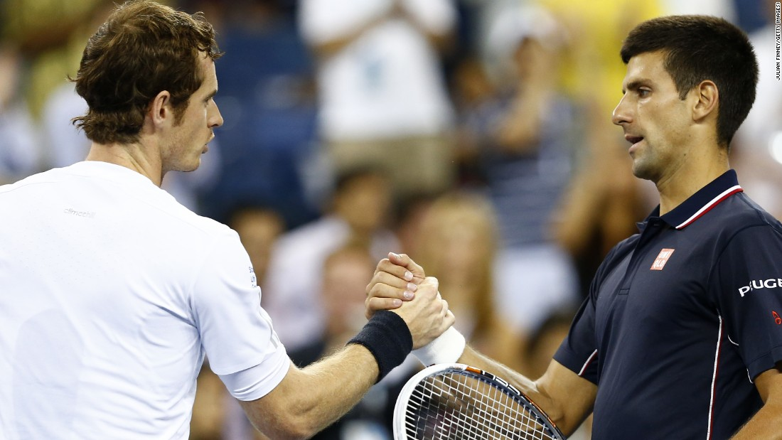 Djokovic meets Andy Murray in Sunday's final. He has beaten Murray in all three of the matches they've played at the Australian Open.