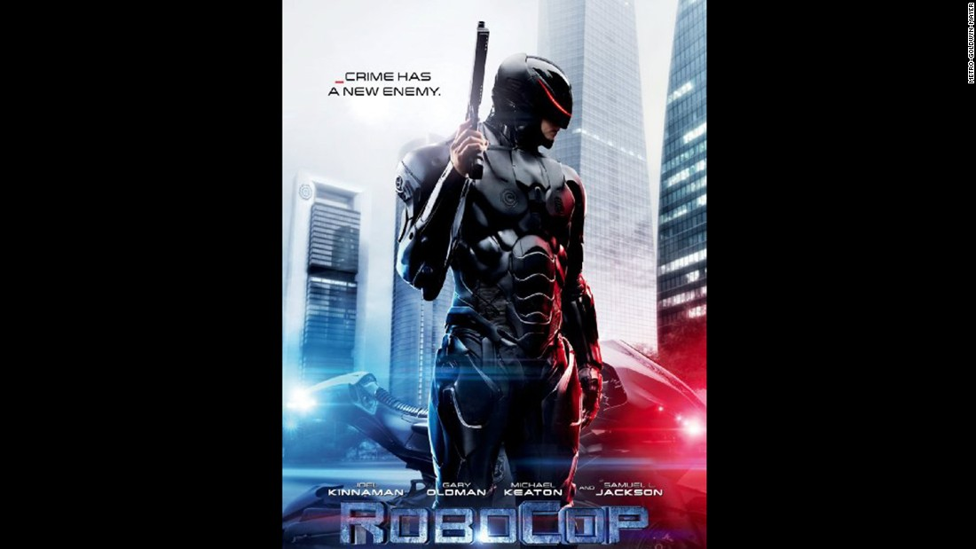 <strong>RoboCop (2014)</strong>: This film went 3-D for a the remake of the 1987 film of the same name. <strong>(Netflix, Amazon Prime) </strong>