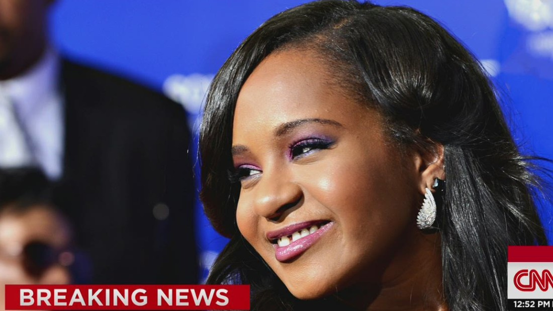 Whitney Houston's daughter 'fighting for her life'