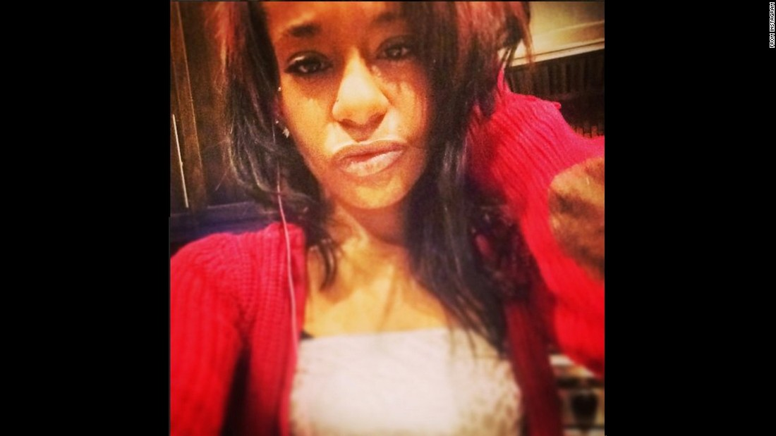 Whitney Houston's daughter in medically induced coma, source says