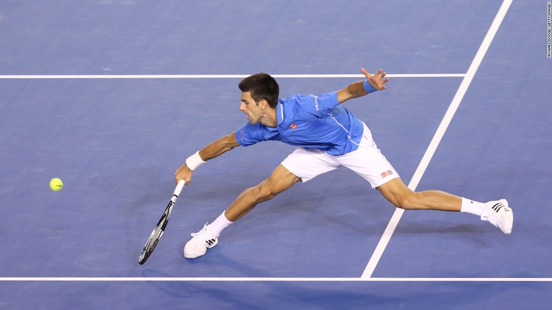 Yet in another twist, Djokovic regrouped. When he saved a break point at 3-3, the match turned.
