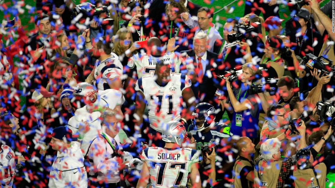 A questionable decision to pass, a brawl and other key Super Bowl moments