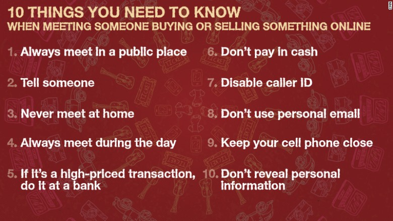 10 Things You Need To Know When Buying Selling Online Cnn