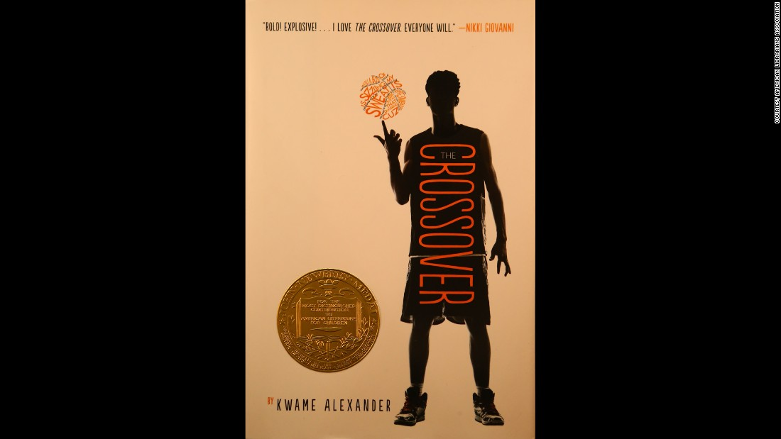 "Looking for great books for young people? The  ALA Youth Media Award winners are a great place to start. ""The Crossover,"" written by Kwame Alexander, is the 2015 Newbery Medal winner. Click through to see some of the other winners."