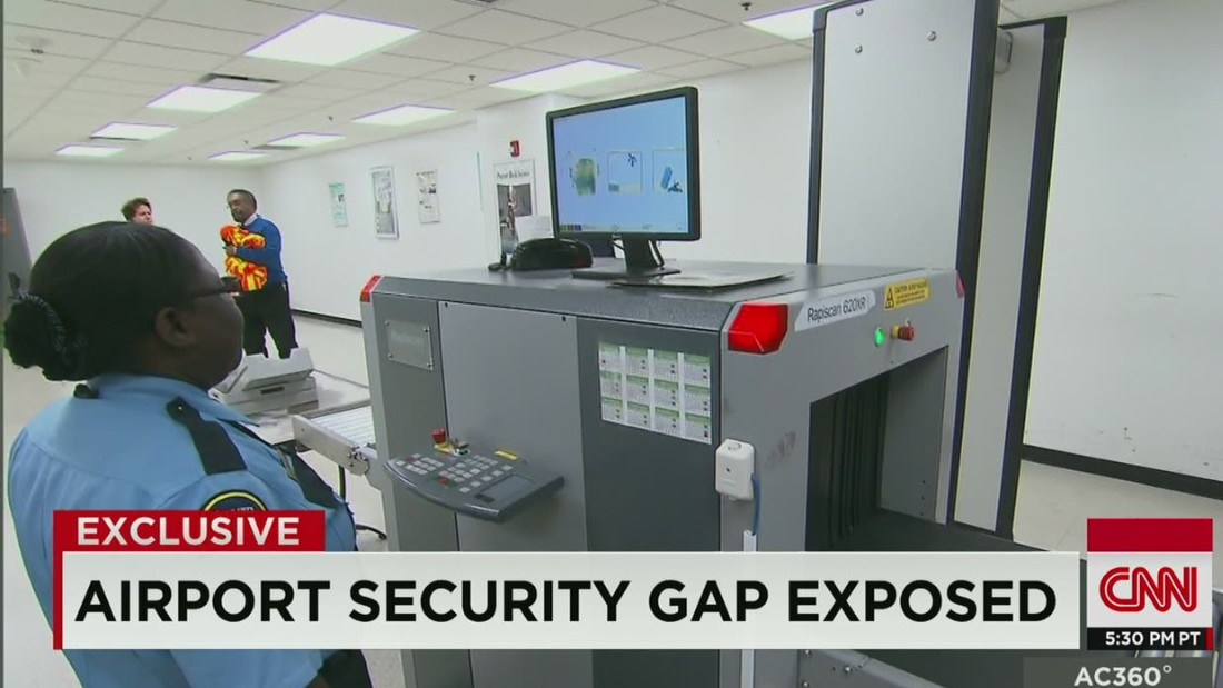 Another giant security gap at airports: Lack of criminal background checks