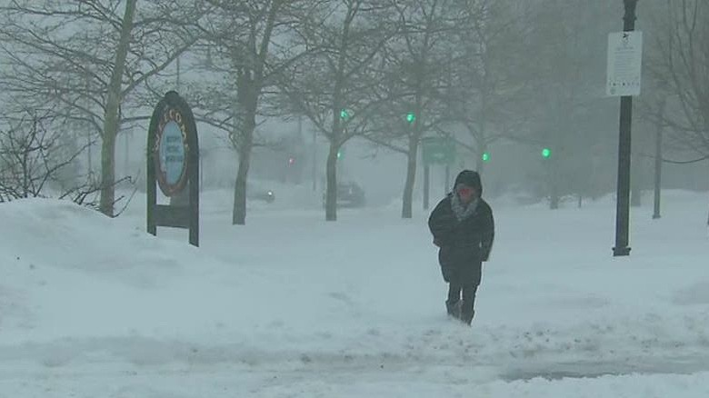 Northeast digs out from the latest winter storm