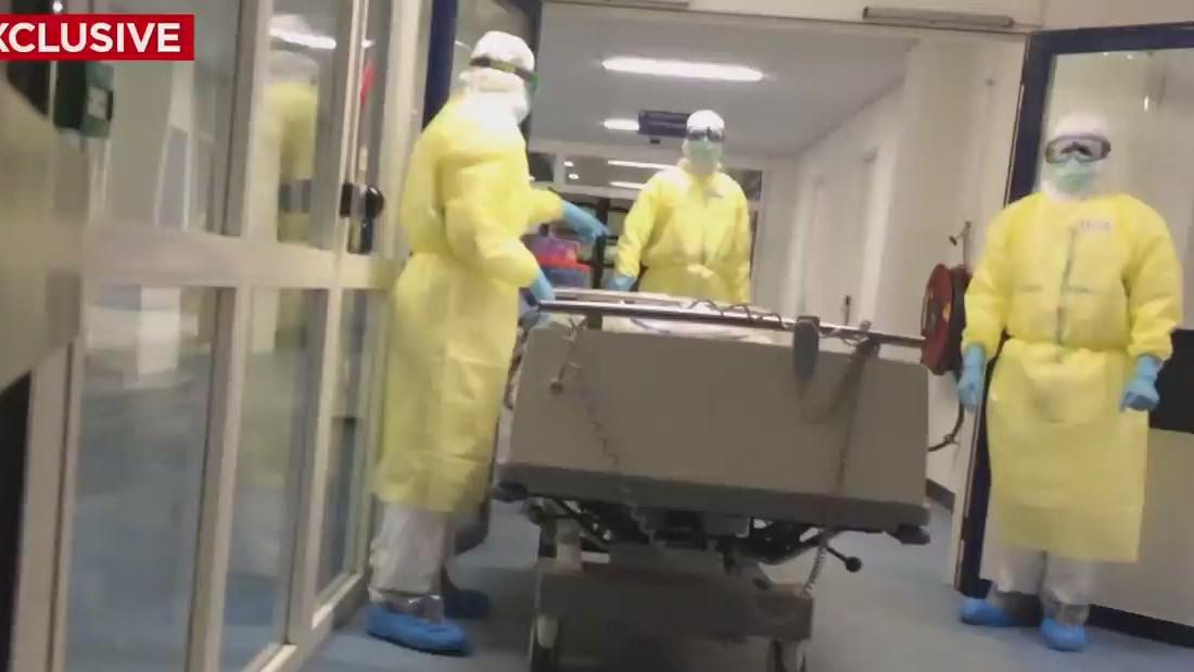 Ebola survivor: 'Demonic' disease 'worse than war'
