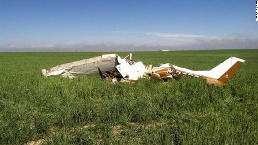 NTSB: Selfies likely caused Colorado plane crash - CNN
