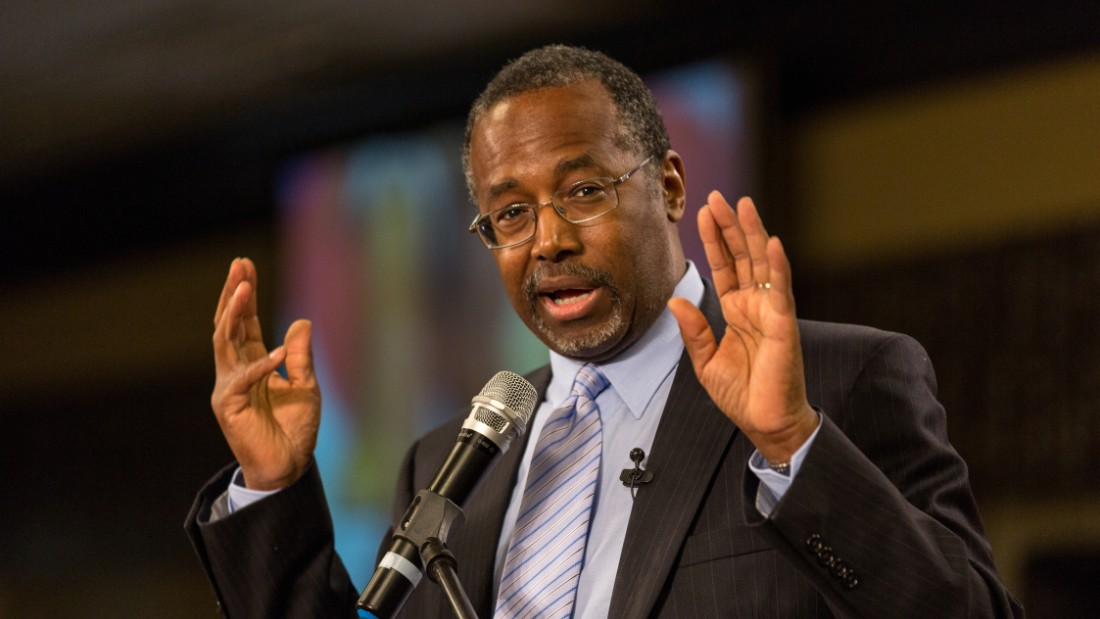 Science to Carson: You're wrong