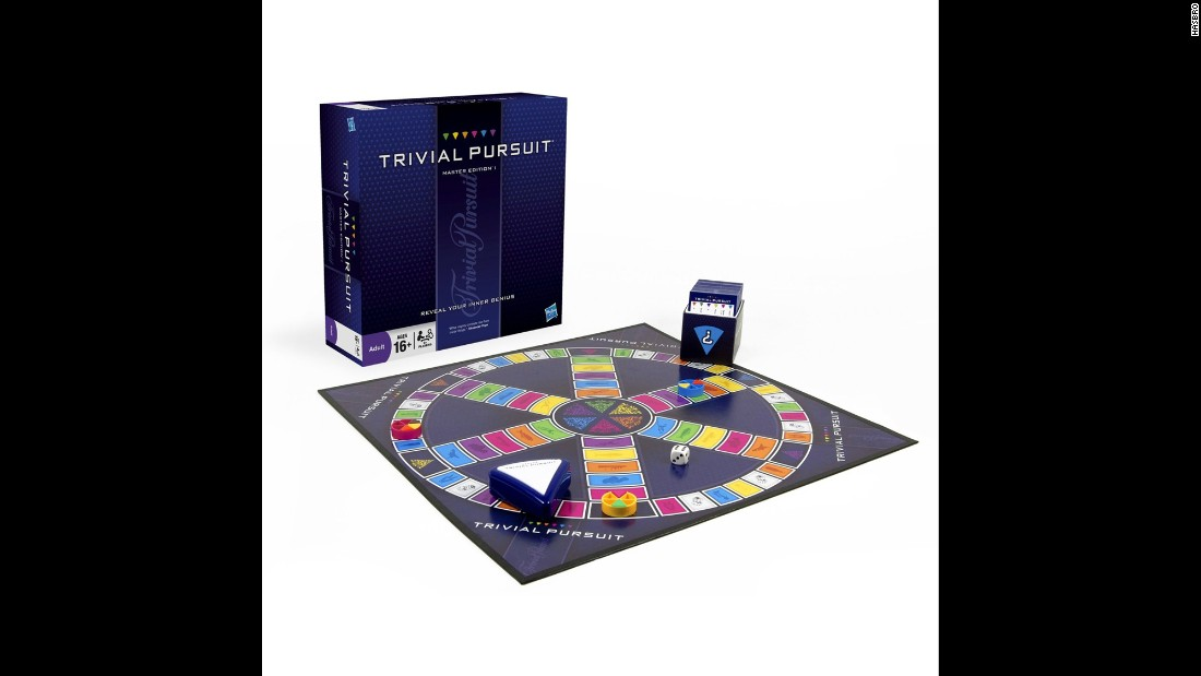 Trivial Pursuit took Canada by storm in 1982 and came to the rest of the world soon after.