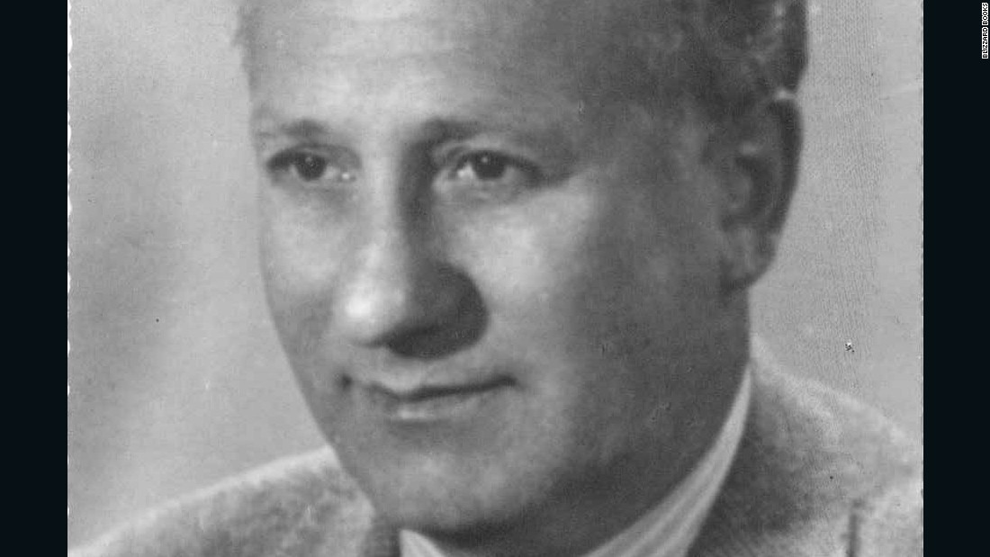 Erbstein, who was Jewish, was a strong believer in the family unit. He and wife Jolan had two daughters, Marta and Susanna -- and his contacts ensured all four survived the Holocaust.