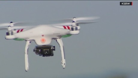 Are drones a national security threat?