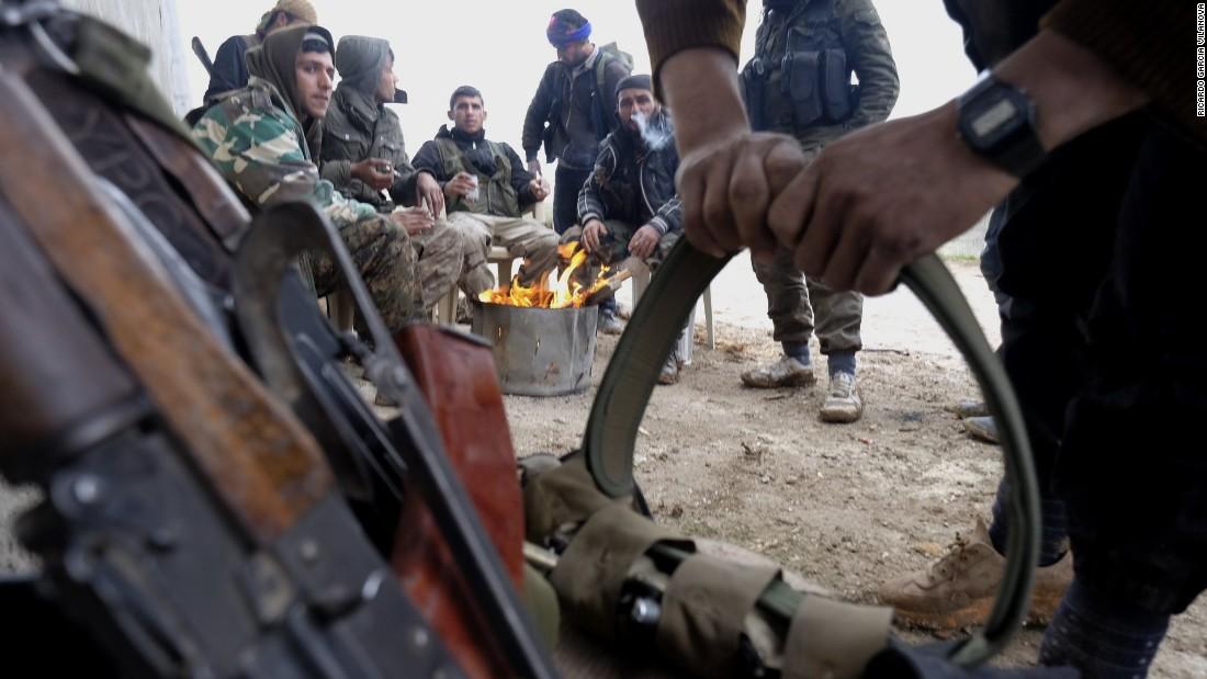 Brazen, brutal: 5 terror groups making headlines this month