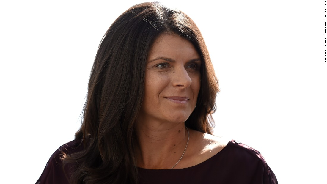"Former U.S. soccer star Mia Hamm is a board member at Roma and says she would be willing to donate some of her old jerseys for auction to help raise money for ""Football Cares."""