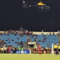 AFCON trouble helicopter