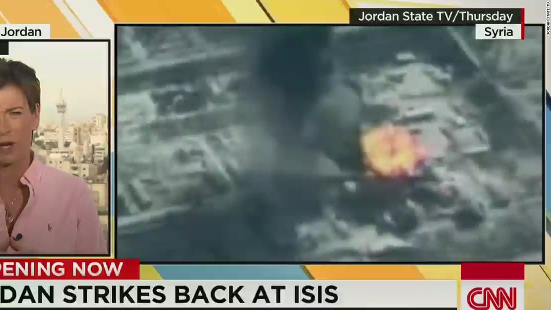 Jordan unleashes wrath on ISIS: 'This is just the beginning'