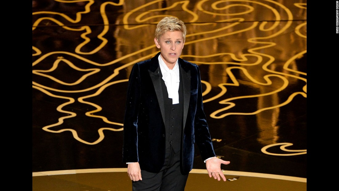 "Ellen DeGeneres <a href=""https://twitter.com/TheEllenShow/status/458699363401744384"" target=""_blank"">took to Twitter</a> in April to announce her boycott of the hotel and its owner, saying, ""I won't be visiting the Hotel Bel-Air or the Beverly Hills Hotel until this is resolved."""