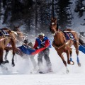 skijoring group racing