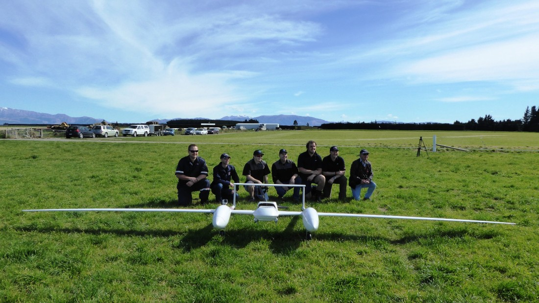 Coastguard New Zealand designed a drone to detect and aid people adrift at sea. Operating independently for long periods of time, the drone flies in search patterns in advance of coastguard vehicles, identifying victims, dropping life vests and rafts whilst relaying their position to emergency services.