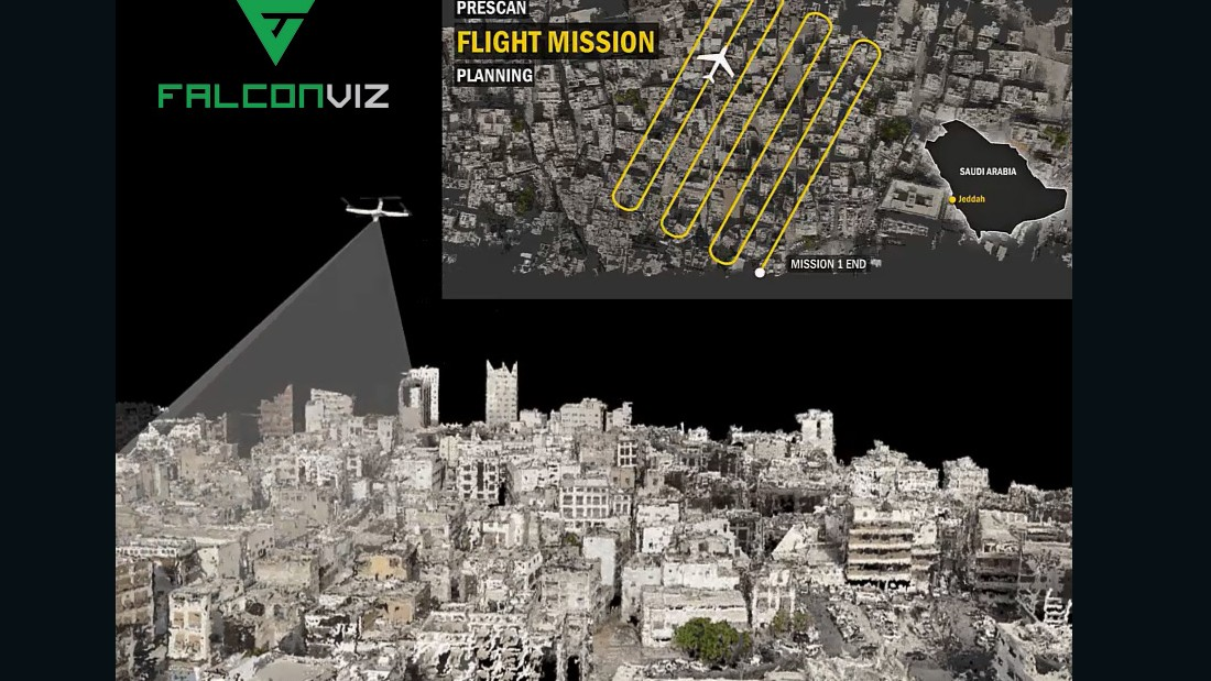 The Rapid Response Drone Mapping and Tracking device is a project intended for disaster zones. A drone first 3D maps a site before sending in MicroUAV drones for search and rescue purposes. Using RGB, thermal and multispectral imaging the drones identify victims, deposit life-sustainment packs and GPS tag victims' locations for disaster relief services.  It's the work of Falcon Viz -- based at King Abdullah University of Science and Technology, in Saudi Arabia.