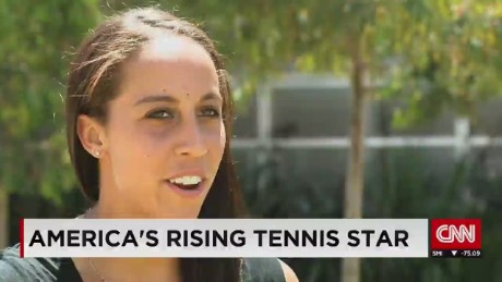 Madison Keys: American tennis' rising star
