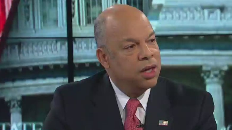 Johnson: Furloughs coming at DHS if funding stalls