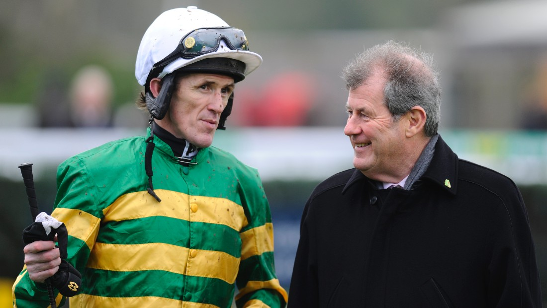 His main backer has been the bookmaker JP McManus, who has McCoy on a retainer estimated to be about $1.5 million a year.