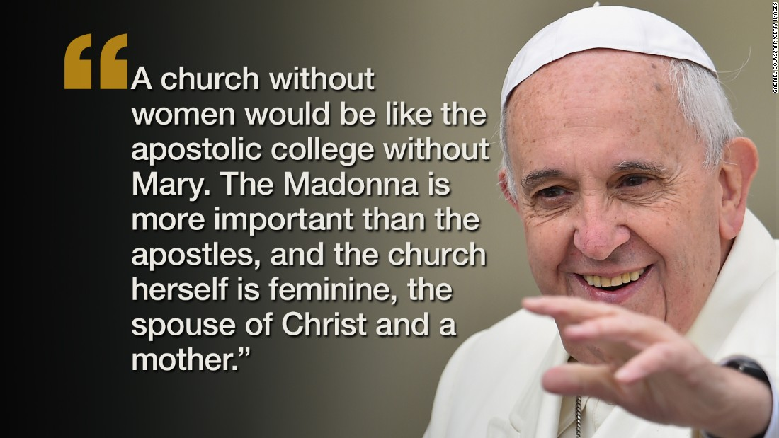 Catholic Quotes About Family: Pope: It's Better To Be An Atheist Than A Bad Christian