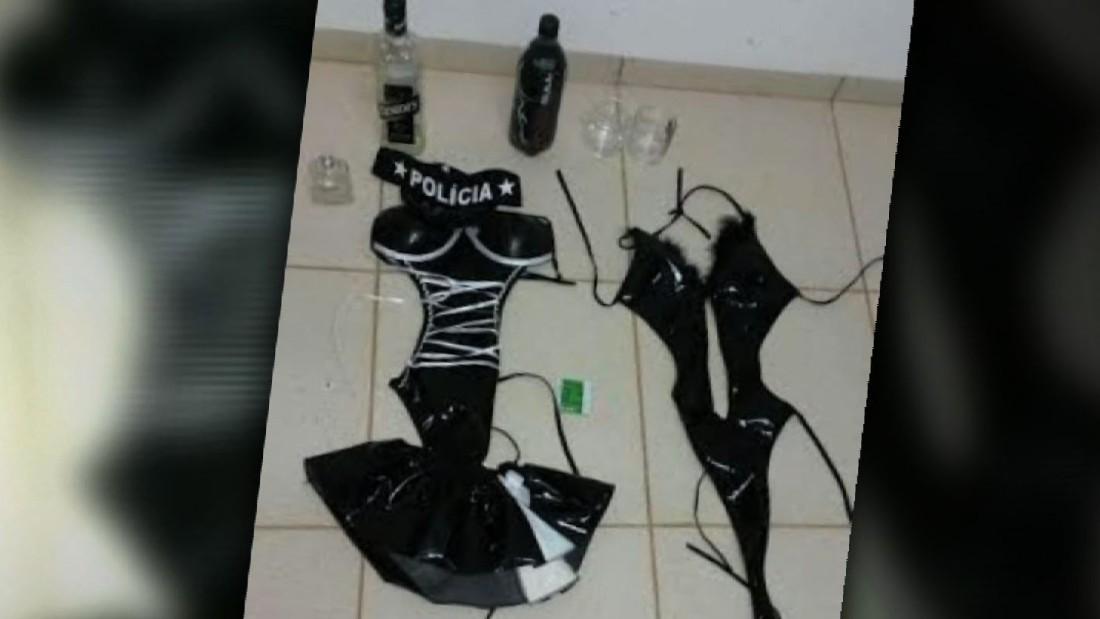 Brazil prison escape follows seduction