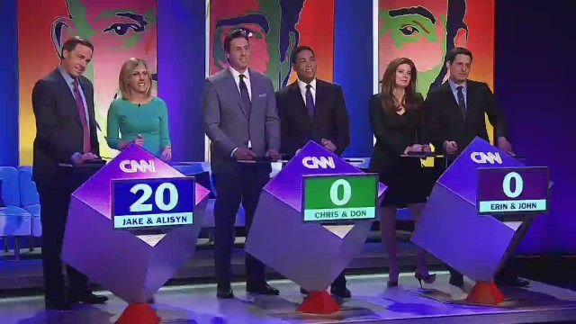 Here's Your First Look at The CNN Quiz Show | Mediaite