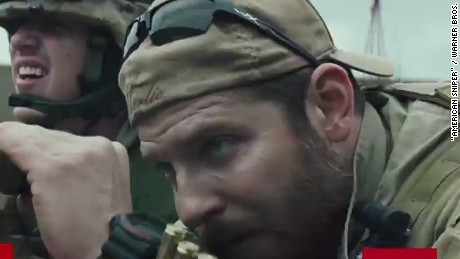 American snipers speak out against Bradley Cooper movie