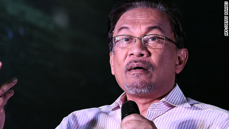 Malaysian opposition leader guilty of sodomy