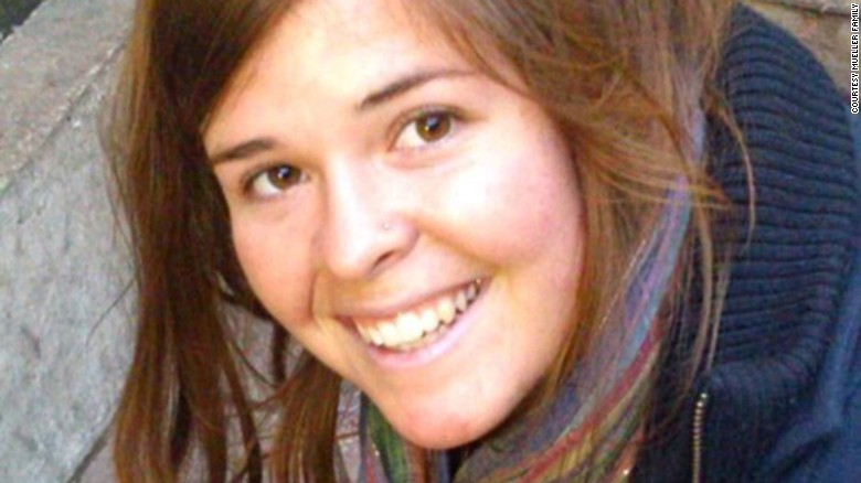 Kayla Mueller's family receives confirmation of death