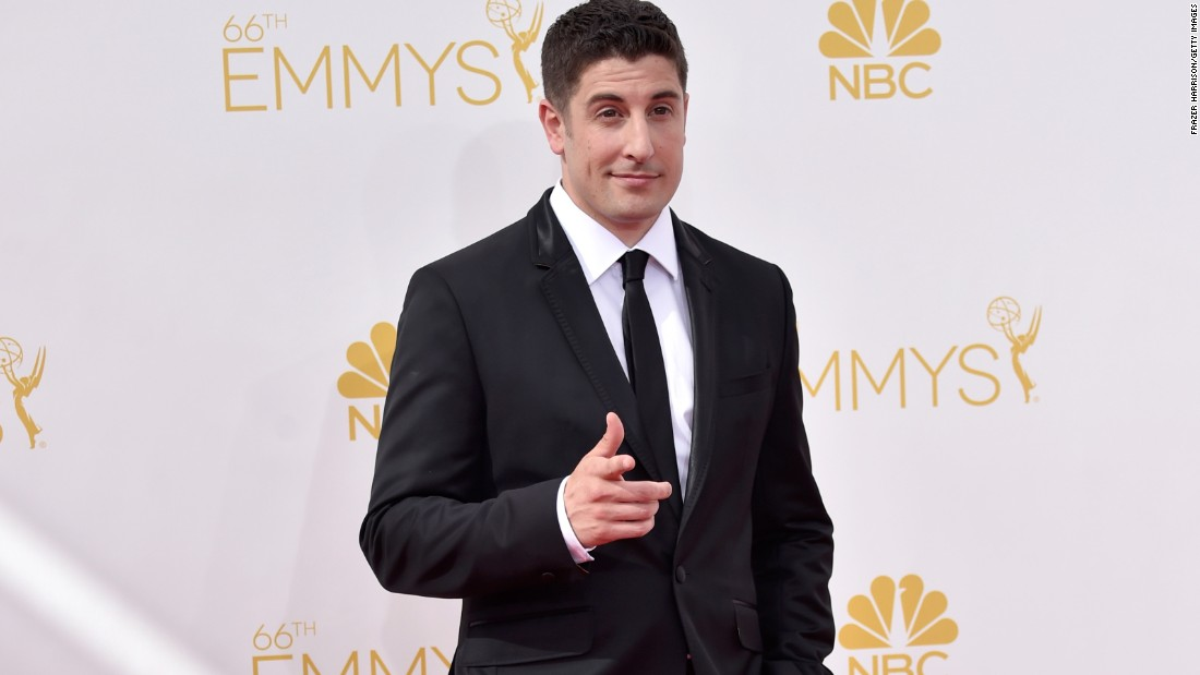 "Actor Jason Biggs came under fire after making what some found to be an insensitive joke after Malaysia Airlines Flight 17 crashed in eastern Ukraine in July. ""Anyone wanna buy my Malaysian Airlines frequent flier miles?"" he <a href=""https://twitter.com/JasonBiggs/status/489812067881611264"" target=""_blank"">tweeted</a>. When the Twitter backlash followed, Biggs didn't back down. ""Hey all you 'too soon' a**holes,"" <a href=""https://twitter.com/JasonBiggs/status/489820568968249344"" target=""_blank"">he wrote</a>, ""it's a f**king joke. You don't have to think it's funny, or even be on my twitter page at all."""