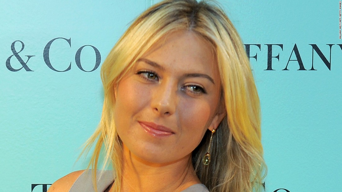 Maria Sharapova graced the pages of the U.S. publication's swimsuit edition in 2006.