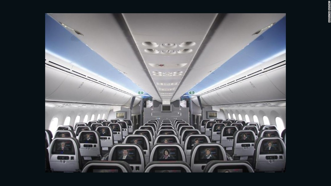 Airline Seats Federal Law Proposed To Limit Shrinking Cnn Travel