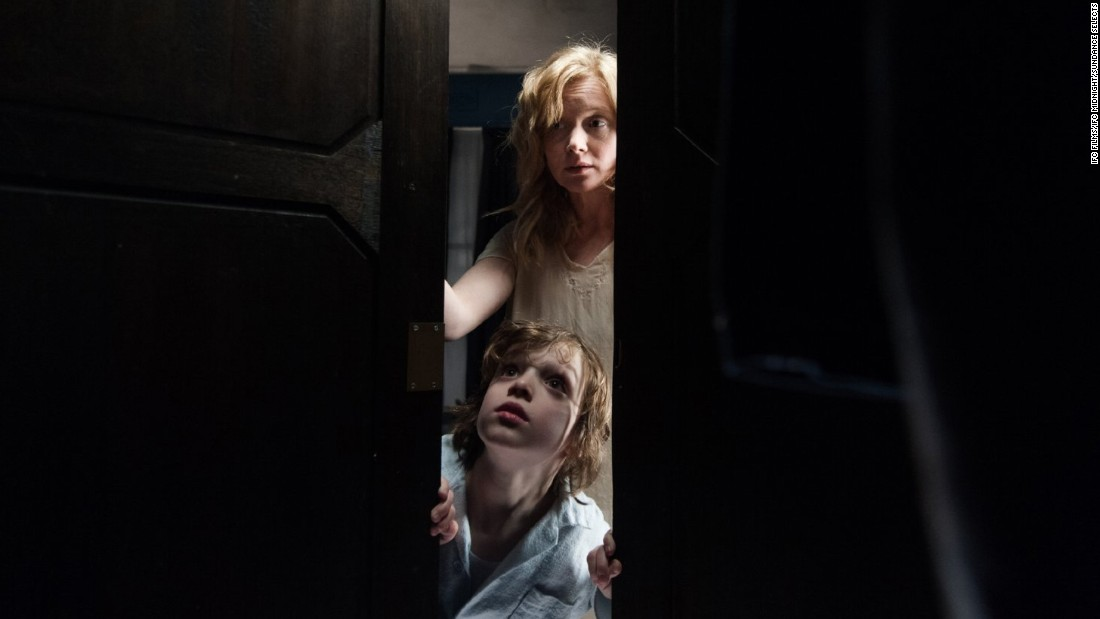 In The Badadook, Essie Davis was allowed to let fly as a haunted mother trying to protect her son and herself from the titular monster. Similar to Trzebuchowska, the film genre itself -- in this case horror -- may have been a precursor as to why Davis was not in the running for Best Actress.