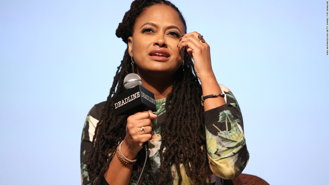 This year Ava DuVernay became the first black woman to be nominated for Best Director at the Golden Globes for Selma. The film, which she directed and co-wrote, picked up a nomination by the Academy for Best Film. Fiercely outspoken, she has criticized the the lack of diversity among this year's nominations and the omission of the film's lead David Oyelowo from the Best Actor category.