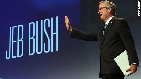 Jeb Bush heads to New Hampshire for the first time this year.