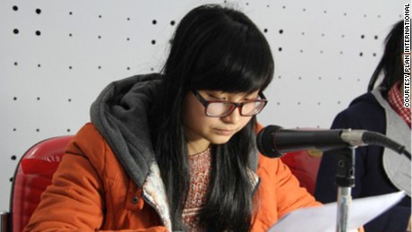 Quynh, from Vietnam, says hosting radio shows has helped her battle loneliness.