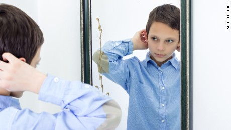 Kids as young as 5 concerned about body image