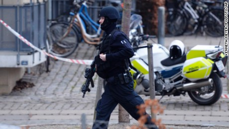 French official calls shooting 'terrorist attack'