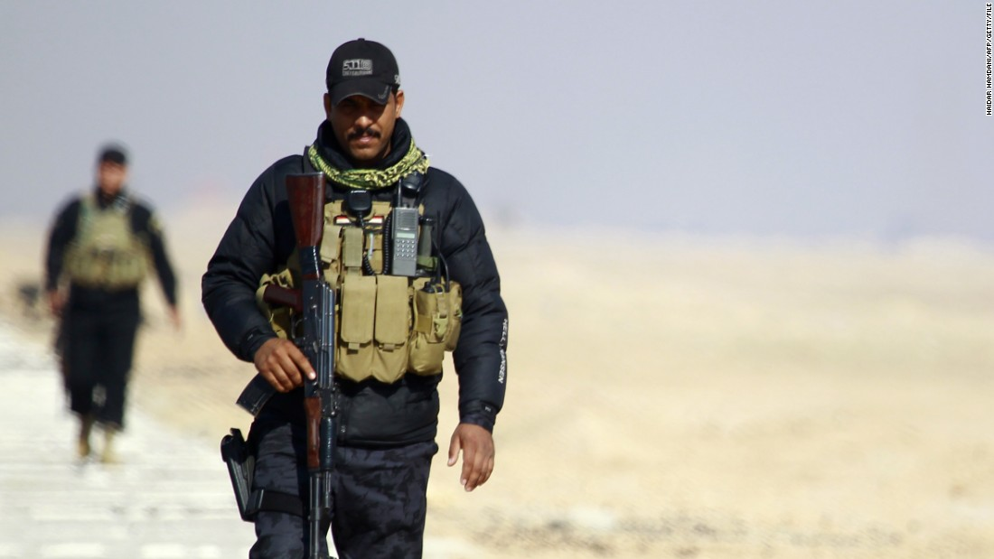 Tribal leader: Iraqi troops in Anbar could 'collapse within hours'
