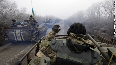 Official: Ukrainian forces killed amid ceasefire