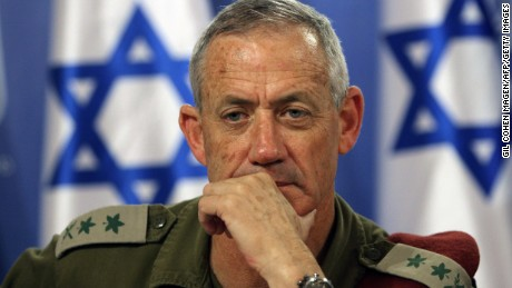 Outgoing Israeli army chief: Coalition against ISIS must work