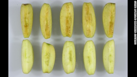 GMO apples that never brown could hit stores soon