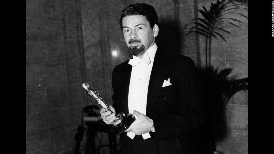 "After two earlier best actor nominations, Paul Muni finally won for the title role in ""The Story of Louis Pasteur,"" the first of several biographical films he made at Warner Bros."