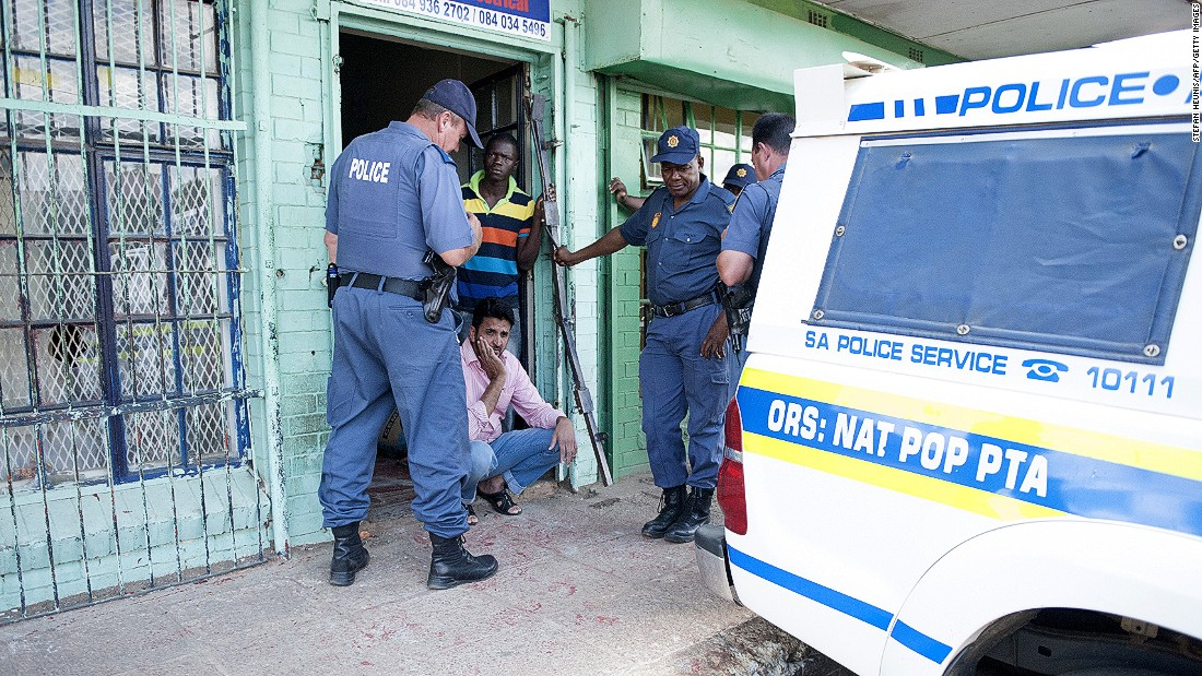 Violence is still an issue in Soweto, and police responded to mass looting in the township as recently as January. Groups attacked businesses owned by foreigners after a teenager was killed by a Somali shop-keeper in the area.