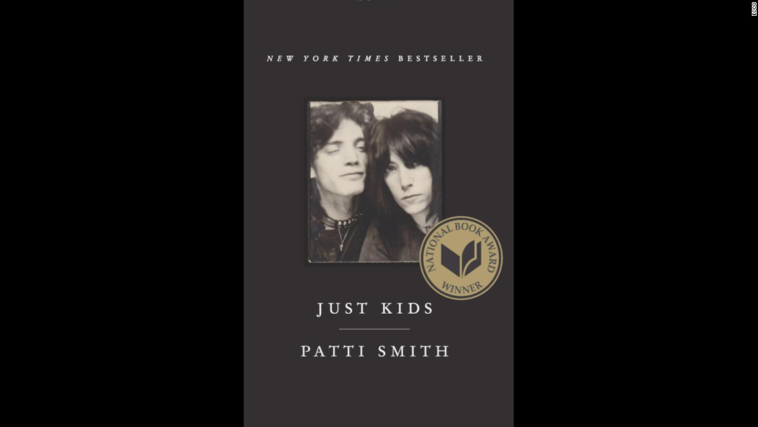"""Just Kids,"" Patti Smith: Before Smith was a punk icon she was an itinerant New York poet with a close relationship with photographer Robert Mapplethorpe. The late '60s and early '70s may have been brutal on the city, but for Smith it was a wonderland of sorts, as she describes in her 2010 book."