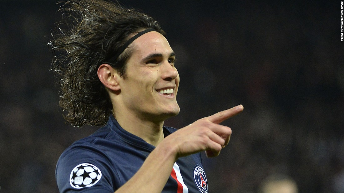 PSG made a fast start to the second half and Edinson Cavani headed home Blaise Matuidi's cross to make it 1-1 within 10 minutes of the restart.